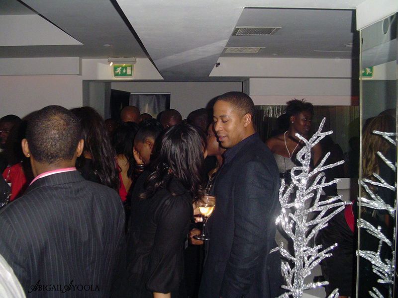 GUESTS AT SCREEN NATIONS CHRISTMAS PARTY