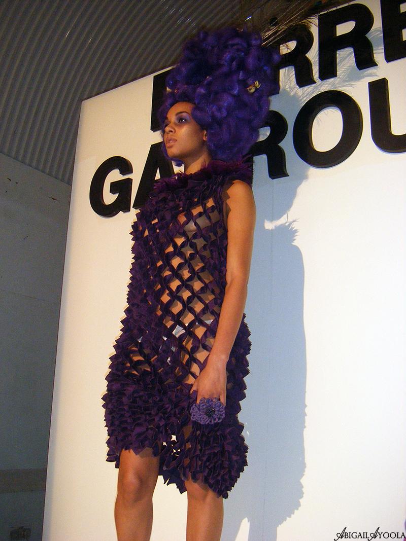 PIERRE GARROUDI A/W 2011 HAUTE COUTURE SHOW