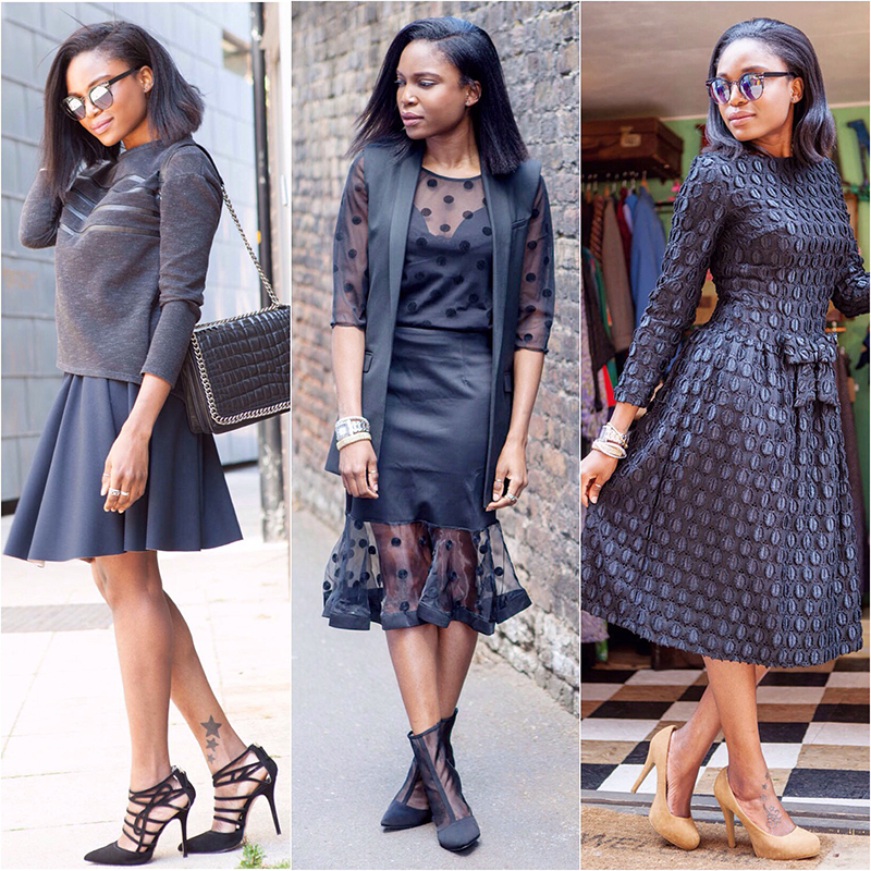 FASHION STYLIST ABIGAIL AYOOLA SHOWING EFFORTLESS STYLE OUTFITS