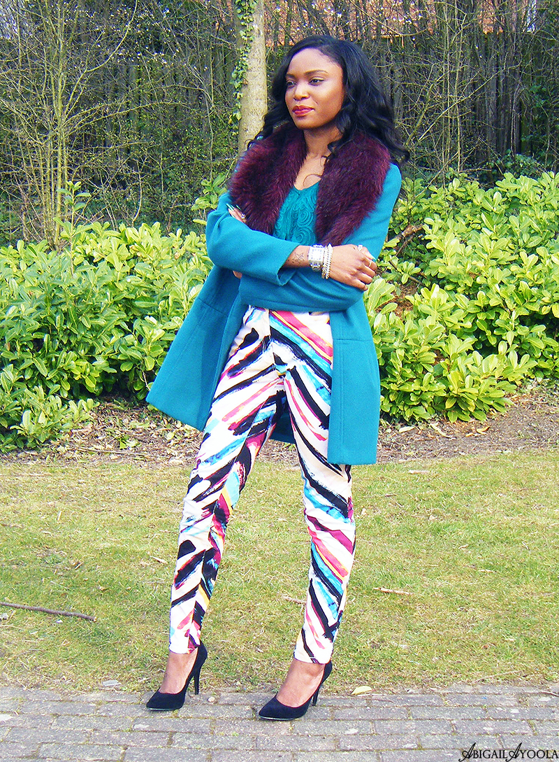 HOW TO WEAR PRINT PANTS
