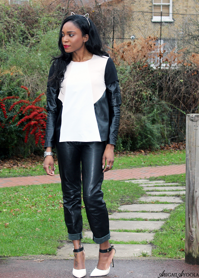 HOW TO LAYER LEATHER