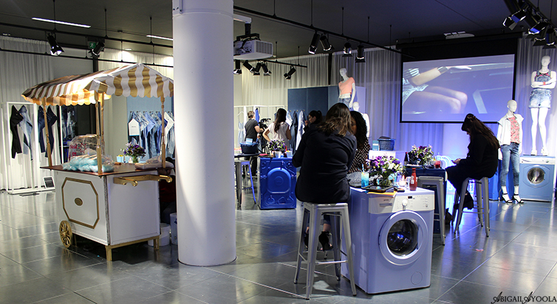 NEW LOOK DISCOVER DENIM EVENT