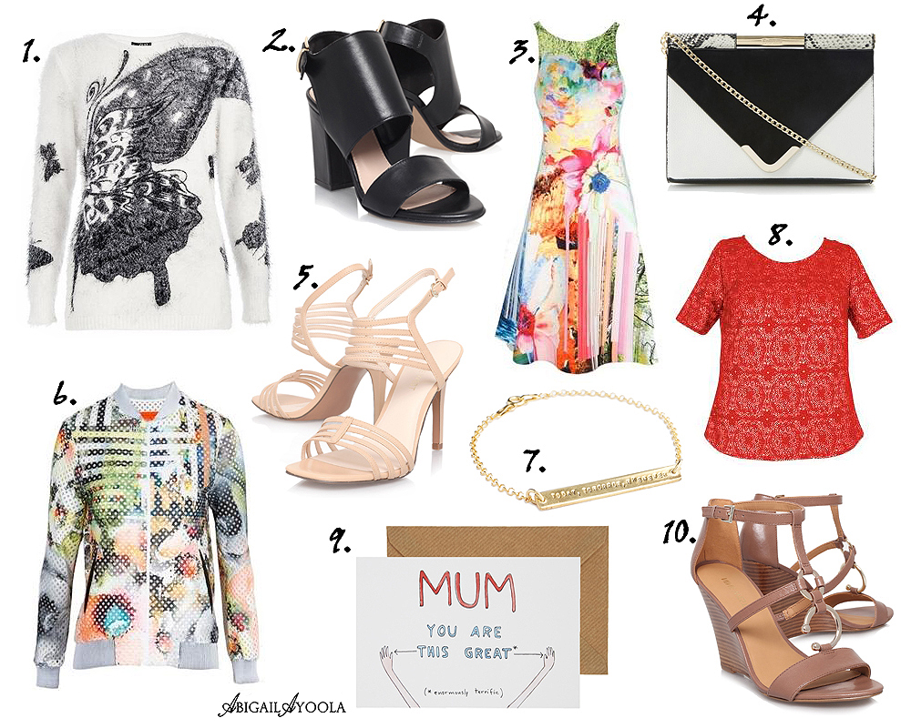 MOTHER'S DAY STYLE GIFT GUIDE
