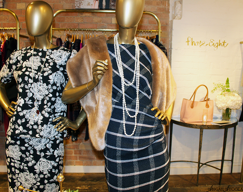 PHASE EIGHT AW14 PRESS EVENT