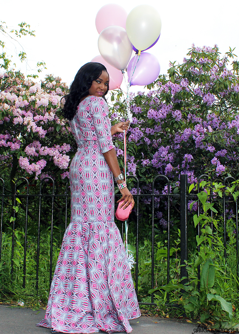 WHY YOU NEED A BESPOKE BIRTHDAY DRESS