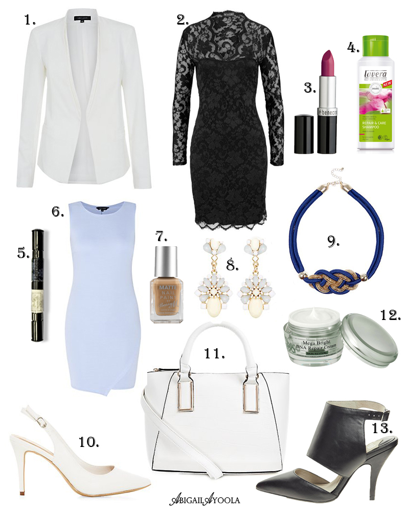 OUTFIT PIECES FOR A CLASSIC BEAUTY