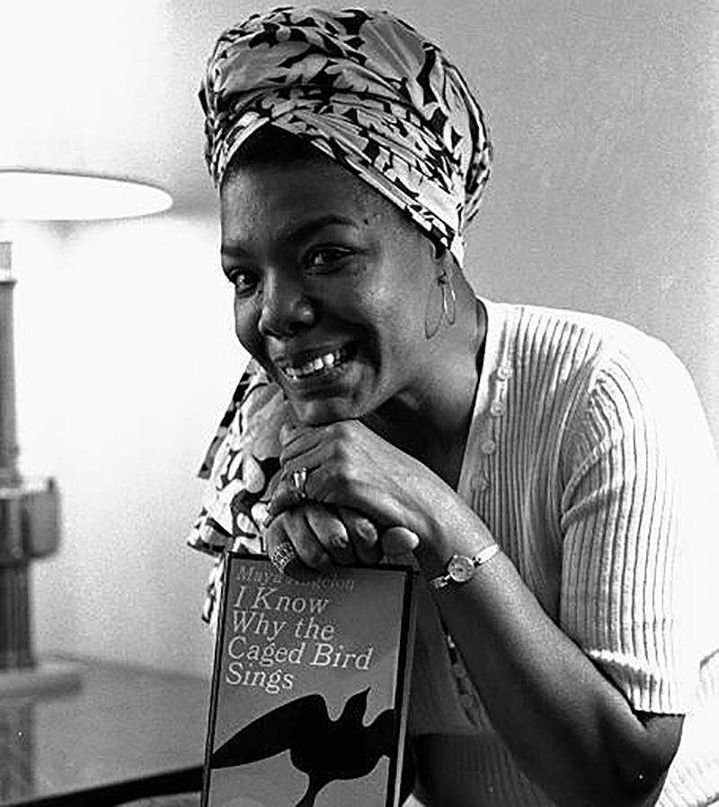 RIP Maya Angelou. 1928 - 2014