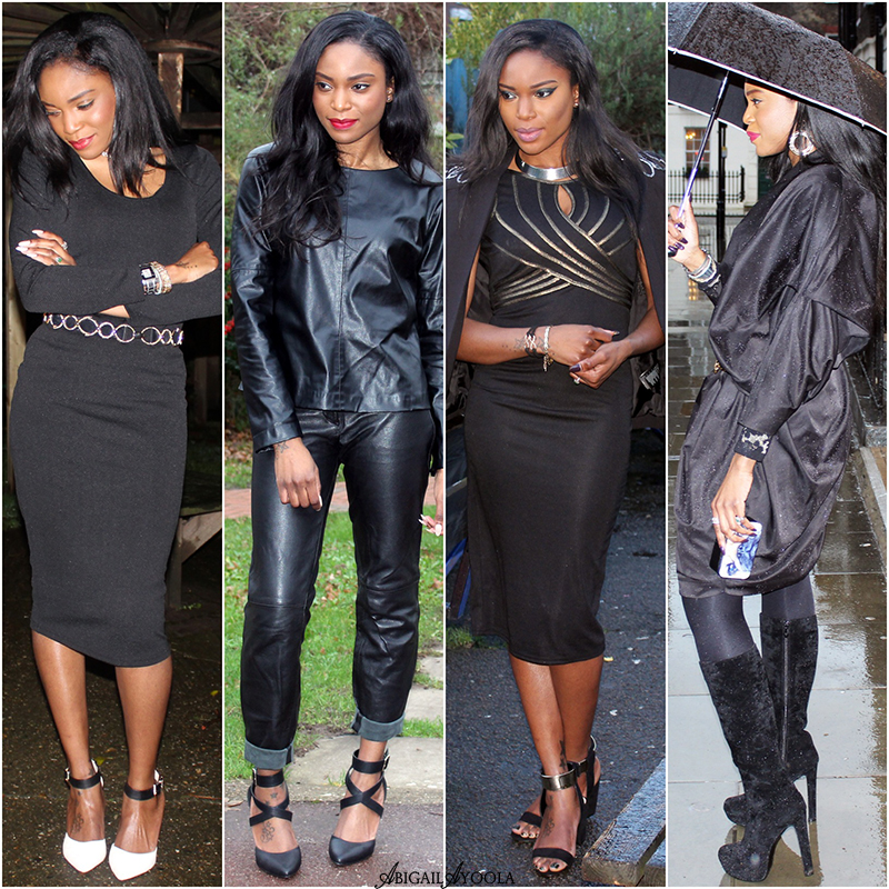 BACK TO BLACK OUTFIT IDEAS
