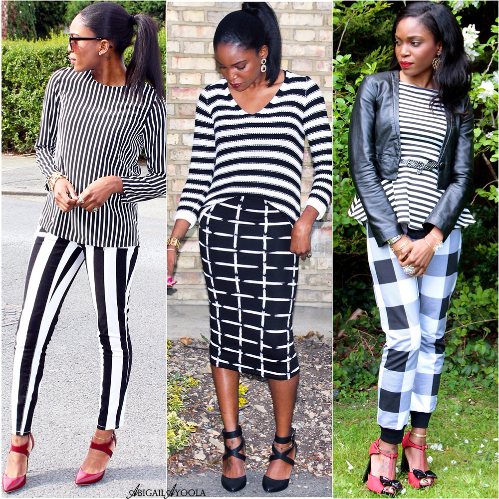 LINES & STRIPES OUTFIT IDEAS