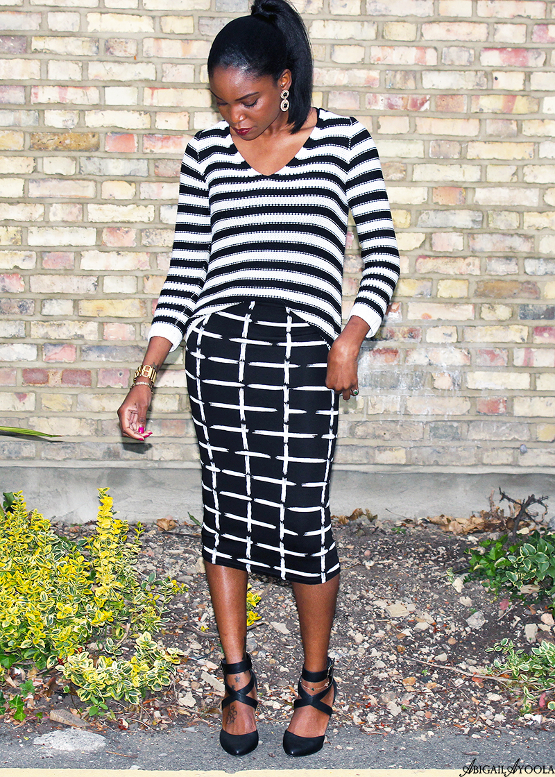 HOW TO MIX STRIPE PRINTS