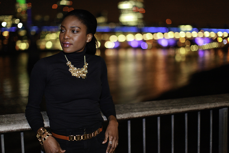 BRIGHT YOUNG THINGS BY UNFOLD LONDON FEATURING ABIGAIL AYOOLA