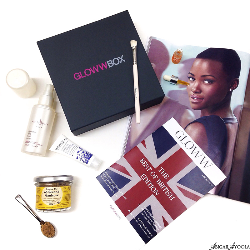 THE BEST OF BRITISH BEAUTY PRODUCTS