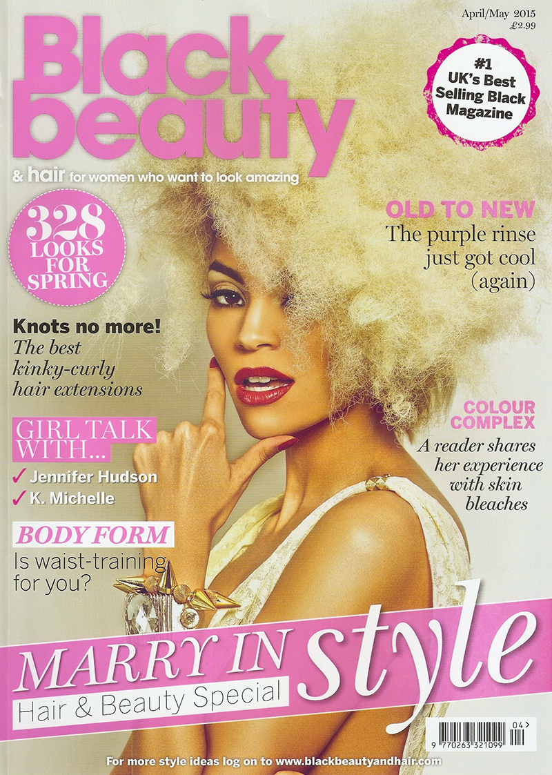 BLACK BEAUTY & HAIR MAGAZINE BRIDAL FEATURE