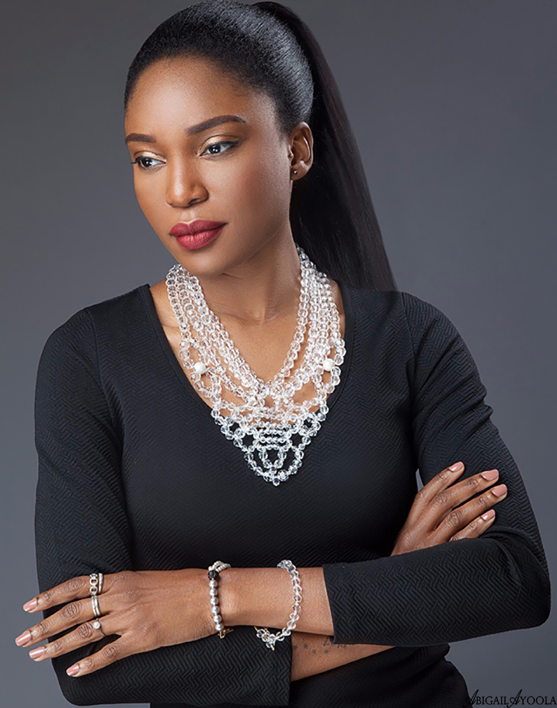 Abigail Ayoola x Graced London Swarovski Crystal Collection