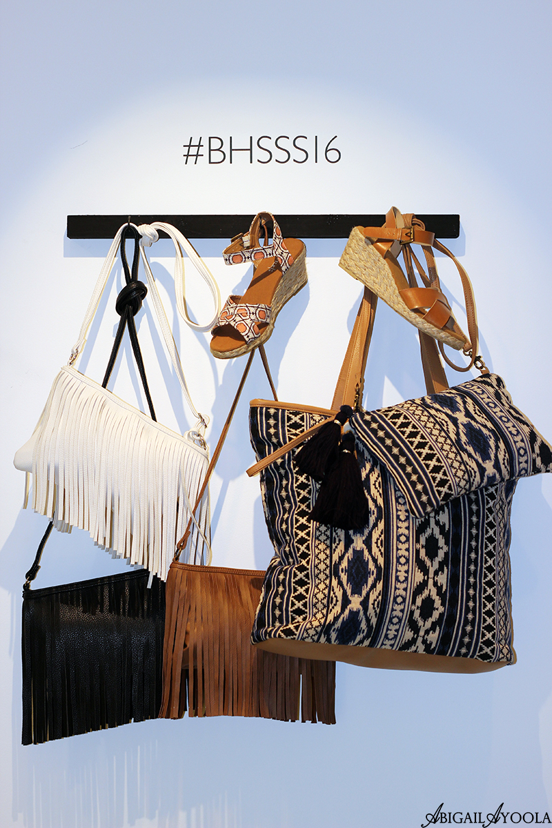 BHS S/S16 PRESS DAY EVENT