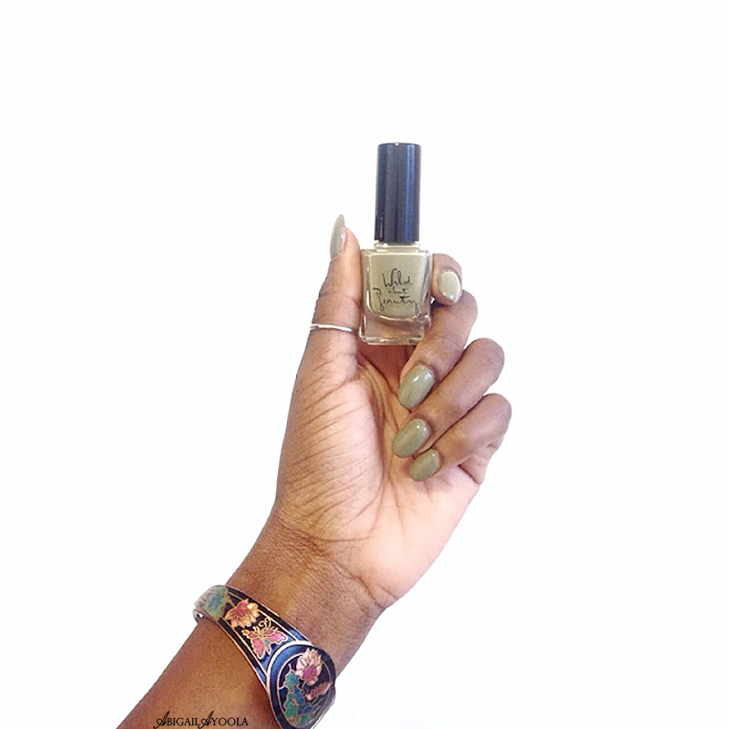 Wild About Beauty Nail Colour (Tanwen)