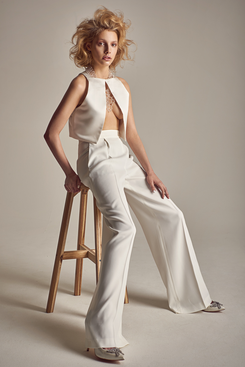 ALL WHITE EDITORIAL