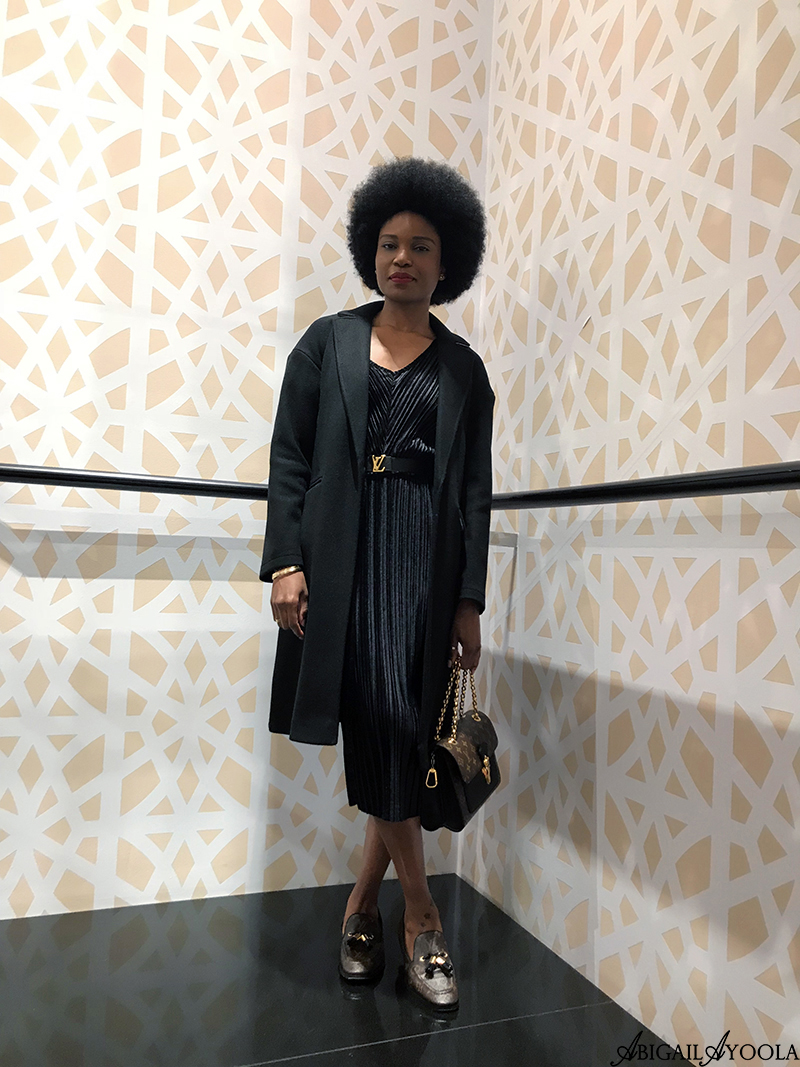 LOUIS VUITTON EXCLUSIVE BRUNCH - ABIGAIL AYOOLA