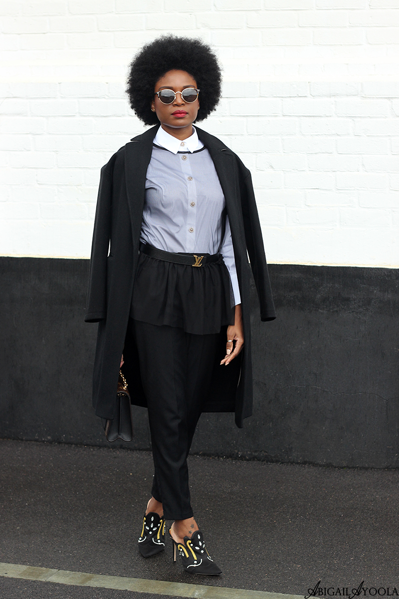 LAYERING A WHITE SHIRT OUTFIT INSPIRATION
