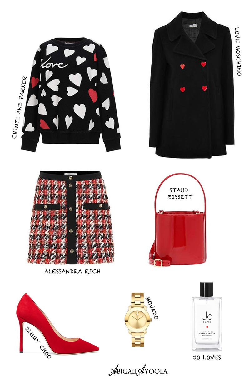 VALENTINES DAY GIFT GUIDE PICKS OF THE WEEK, STYLE INSPIRATION