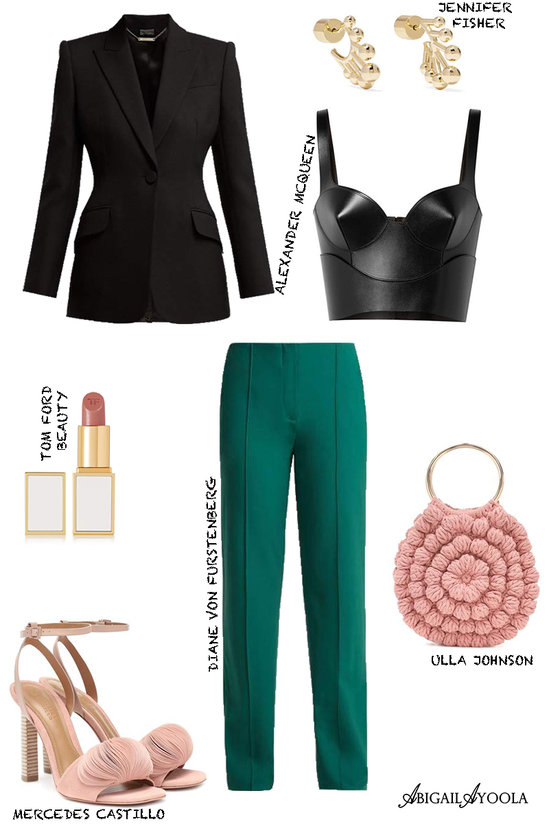 THE DATE NIGHT BUSTIER OUTFIT - STYLE INSPIRATION