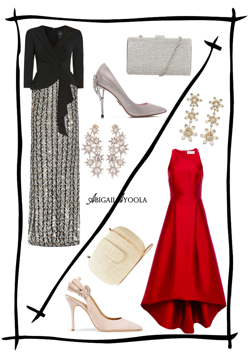 2 CLASSIC CHRISTMAS OUTFIT IDEAS