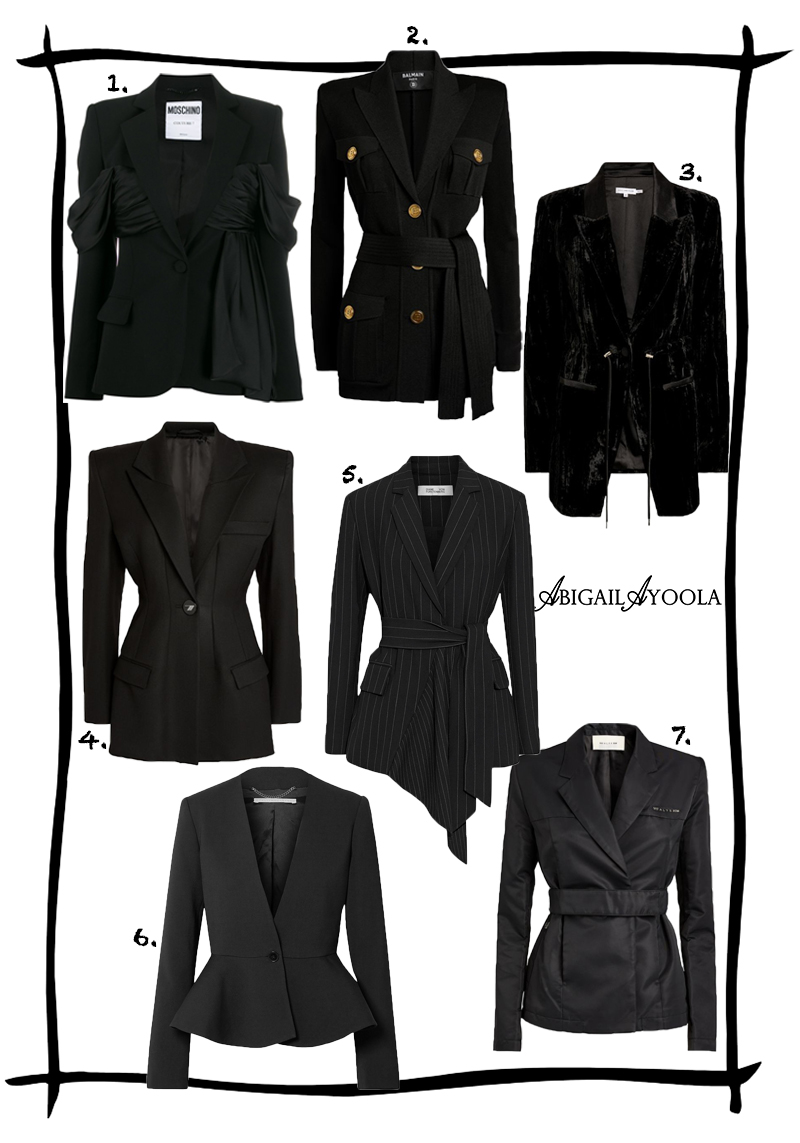 STATEMENT BLAZERS YOU CAN WEAR DAILY